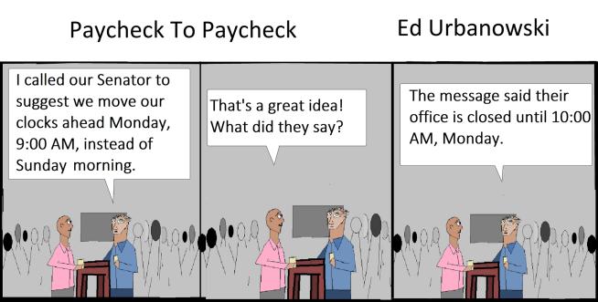 Paydaylightsavings